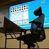 Кресло офисное для компьютера Кураж с подголовником, фото 3