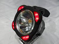 Фонарь аккумуляторный светодиодный gd-3501hp, поисковый