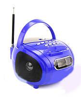 Бумбокс радиоприемник MP3 Golon RX 686