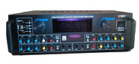 Усилитель Звука AMP KA 6060 FM USB Караоке