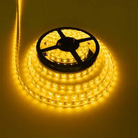 LED 5050  Y светодиодная лента, желтая