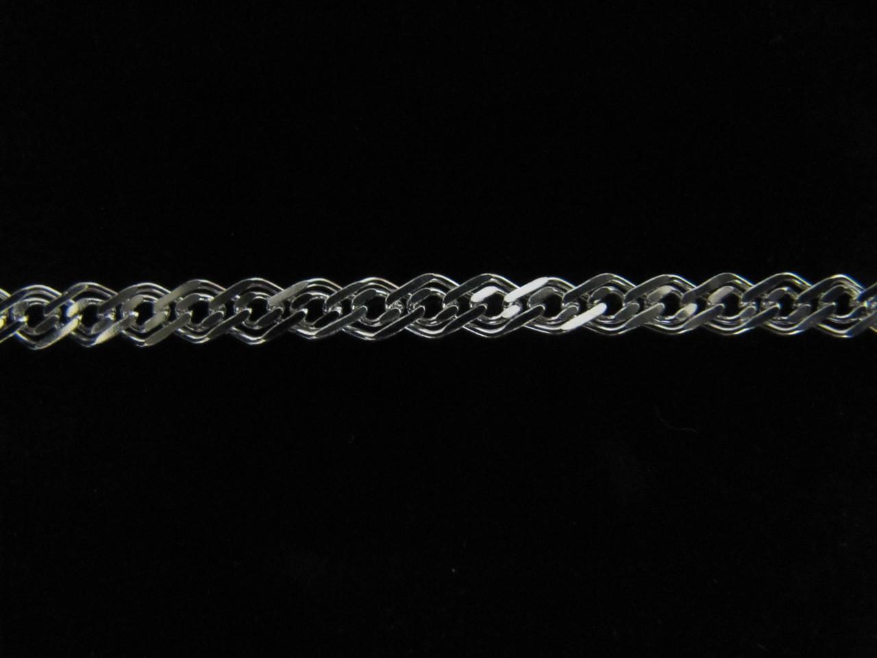 Серебряный браслет НОННА, фото 1