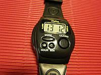 Часы наручные говорящие 665 электронные