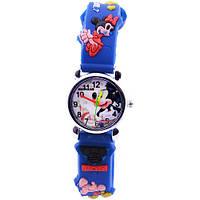 Яркие наручные часы 2036  Детские каучук