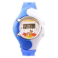 Яркие наручные часы 151 Детские (пластик, электронные)