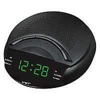 Радио-будильник VST-901-4 с сигналом радио