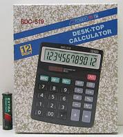 Электронный настольный калькулятор citizen sdc-519