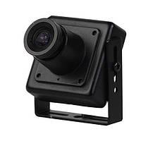 Компактная камера видеонаблюдения lux 1330 shd, объектив 3.6 мм, сменный, без подсветки, 650 твл, 30*30 мм