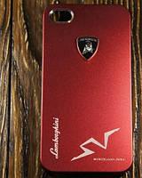 """Металлический Чехол для Apple iPhone 4/4S """"Lamborghini"""""""
