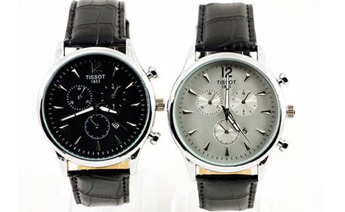 435cab45 Купить Мужские часы TISSOT 1853 классические кварцевые часы в Днепре ...