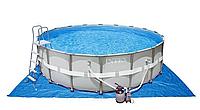 Бассейн каркасный INTEX 28332 549х132 см с фильтр-насосом