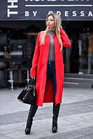Длинное женское пальто, фото 1