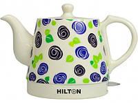 Керамический чайник-хамелеон Hilton WK 9230