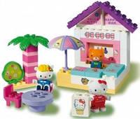 """Детский конструктор Unico Plus """"Мини кафе Hello Kitty"""""""