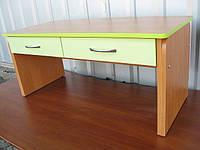 Парта-стол с регулировкой высоты для дома, детских садов,школ.