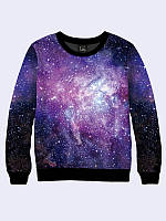 Свитшот мужской 3D Звездное небо