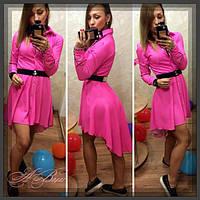 Платье-рубашка. Цвета 80 Аванта 2427