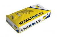Клей для приклейки и армировки (пенополистерола, стеклосетки, минвата) KEMATERM 225 (Украина)