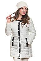 Куртка женская демисезонная полубатал Куртки весенние  осенние