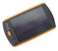 Универсальный аккумулятор для зарядки 23000mAh Portable External Battery Solar Power Charger USB, фото 1