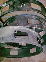 Кольцо проставочное КрАЗ