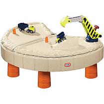 Детская Песочница Столик Веселая Стройка Little Tikes 401N, фото 3