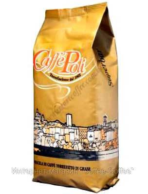 """Кофе в зернах """"Poli Superbar"""", 1кг, фото 2"""