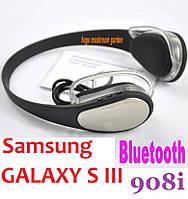 """Беспроводные Bluetoot наушники Samsung """"Galaxy S3 908i""""."""