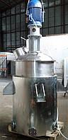 Реактор с диссольвером из нержавейки