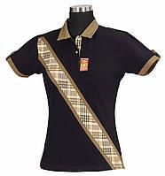 Женская футболка поло BAKER для конного спорта, фото 1