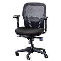 Удобное кресло для офиса Enrandnepr Кураж S черный