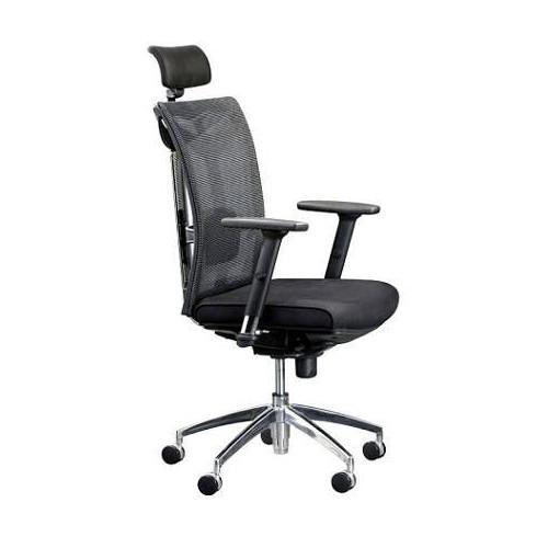 Крісло для офісу з підголовником КРЕДО