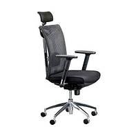Кресло для офиса КРЕДО с подголовником