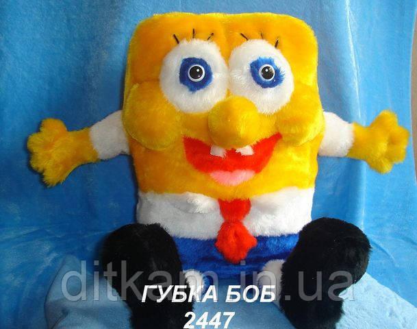 Мягкая игрушка Губка Боб Квадратные Штаны (40см)