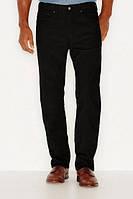 Вельветовые брюки Levis 505 Regular Fit black