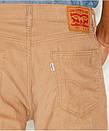 Вельветовые брюки Levis 505 Regular 36/36, фото 5