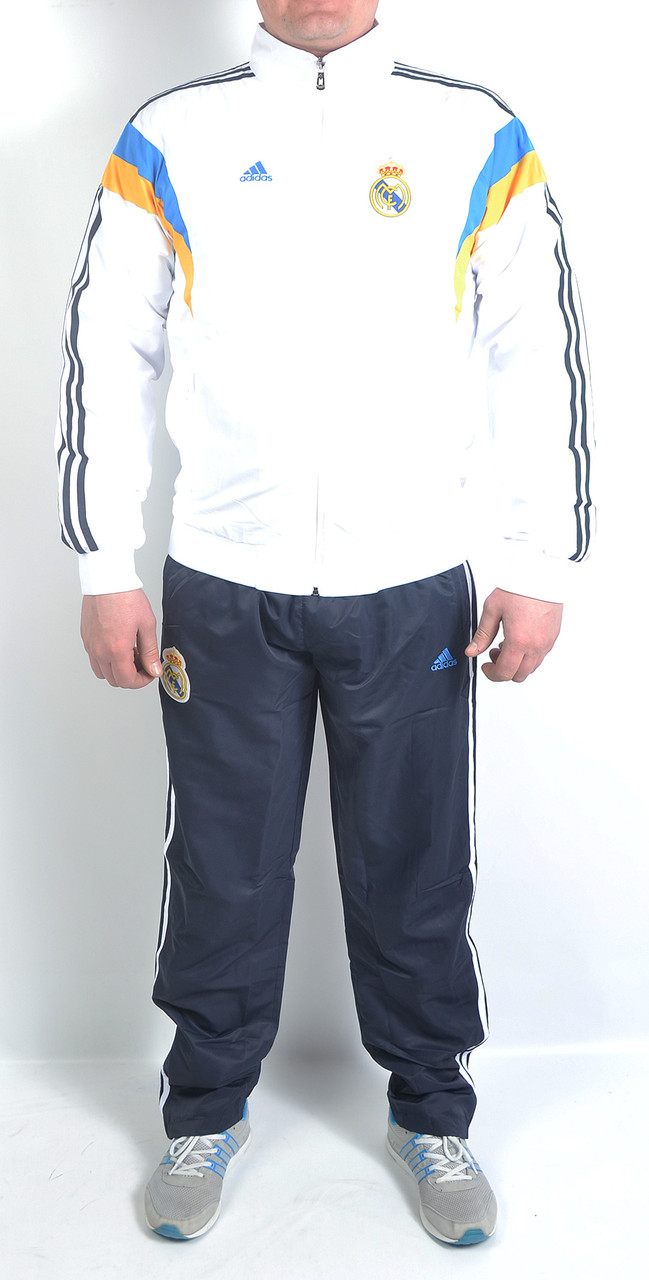 43d3f90888a9eb Чоловічий оригінальний спортивний костюм Adidas - Real Madrid - 123-2