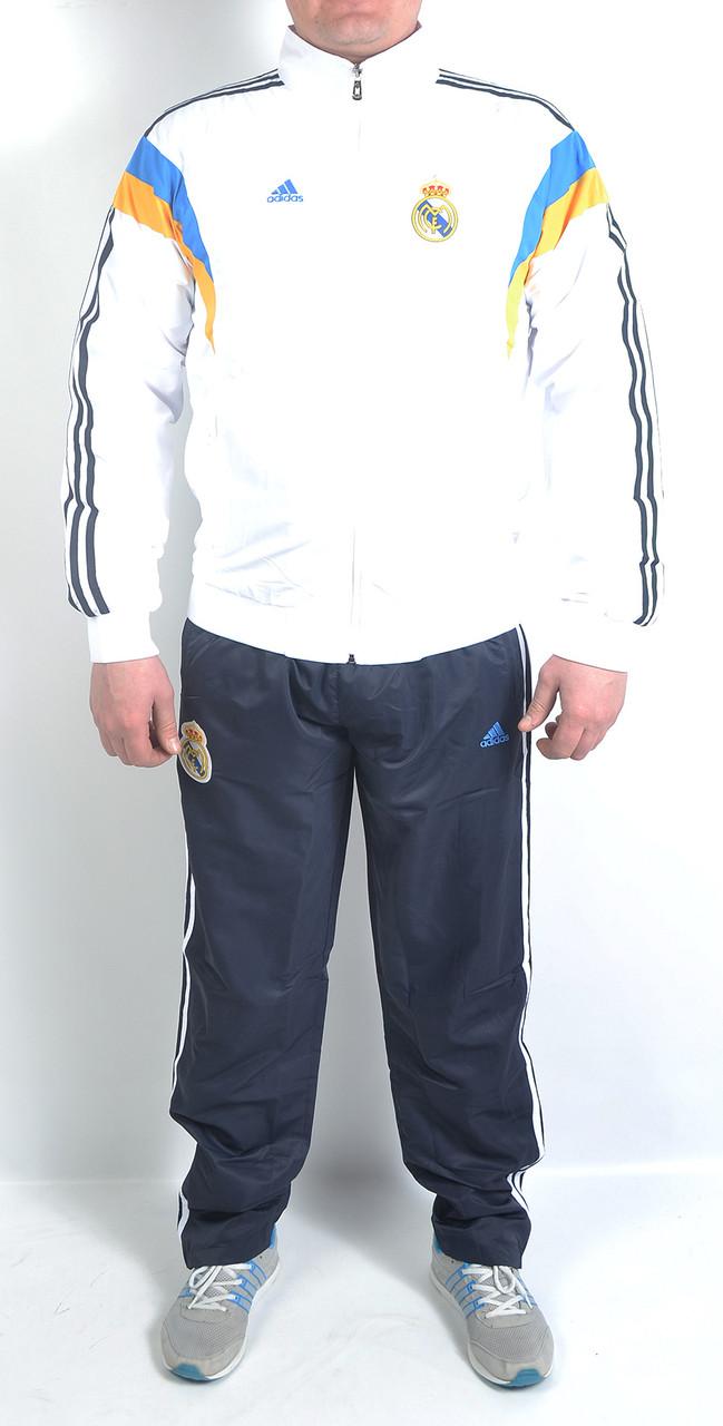 1a25902ad12b82 Чоловічий оригінальний спортивний костюм Adidas - Real Madrid - 123-2 -  Камала в Хмельницком