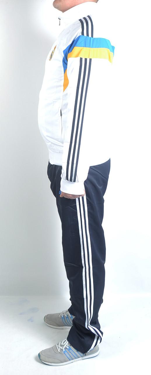 7c4ce9da529e88 ... Чоловічий оригінальний спортивний костюм Adidas - Real Madrid - 123-2,  ...