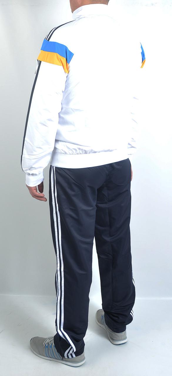 d204edf4b4e9b1 ... Чоловічий оригінальний спортивний костюм Adidas - Real Madrid - 123-2,  фото 4 ...