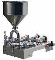 Дозатор жидкости и пасты 2 ручья 0,01-5л.