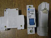 Автоматический выключатель 1п 50А Eltex