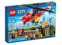 Конструктор Lego Машина пожарной охраны (60108)