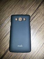 "Moshi iGlaze""Snap on Case"" LG L60/X135/X145/X147 Black"