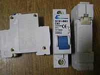 Автоматический выключатель 1п 63А Eltex