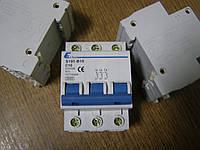 Автоматический выключатель 3-х полюсный 10А  Eltex
