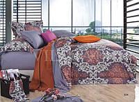 2010 Семейное постельное белье ранфорс Platinum Viluta