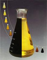 Отработанное индустриальное  масло.