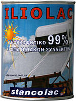 Краска для солнечных коллекторов Илиолак, банка 4л