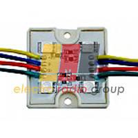 Светодиодный модуль рекламный MR4S5050RGB 4 RGB светодиода SMD5050 IP66